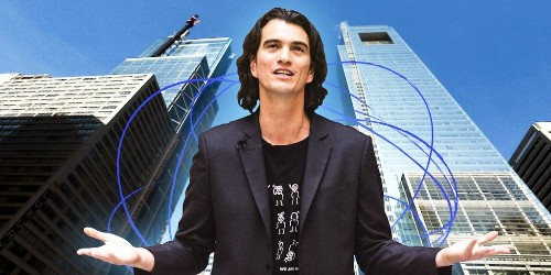 WeWork is hitting the brakes after its IPO went up in smoke — and landlords could pay the price