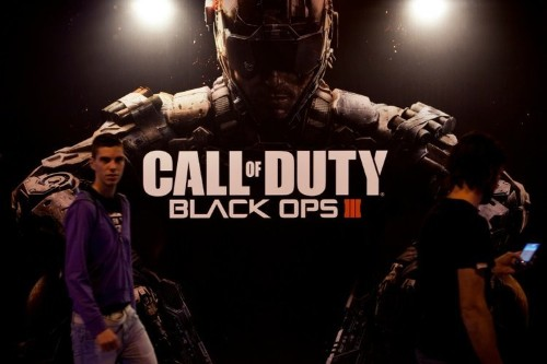 'Call of Duty' video game blitzes on debut