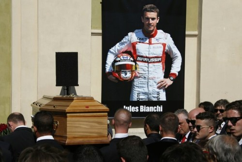Bianchi tragedy looms over emotional return to Japanese Grand Prix