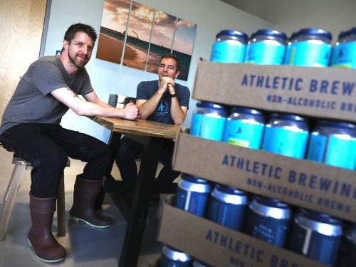 Millennial craft brewer pioneering a boom in non-alcoholic beer - Business Insider