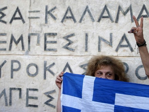 Britain is trying to stop Europe from giving Greece any more emergency cash from a certain fund