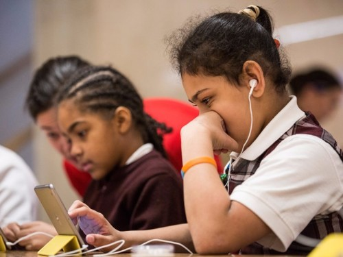 This free online tool makes it so easy to learn how to code, kids are using it to build websites, games, and even apps to help with their math homework