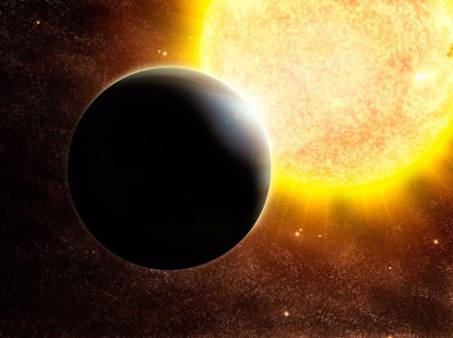 Astronomers have filmed 4 planets orbiting an alien solar system