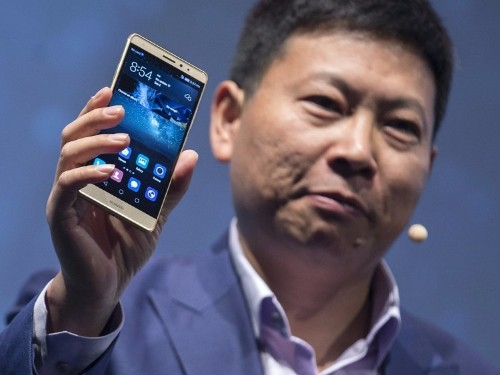 Apple's Chinese rival is still way behind in two major areas