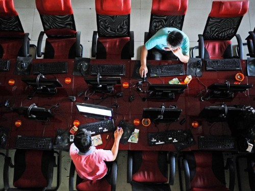 Chinese woman missing for 10 years is found living in an internet cafe