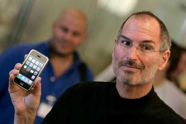 How Steve Jobs saved Apple, in 39 photos - Business Insider