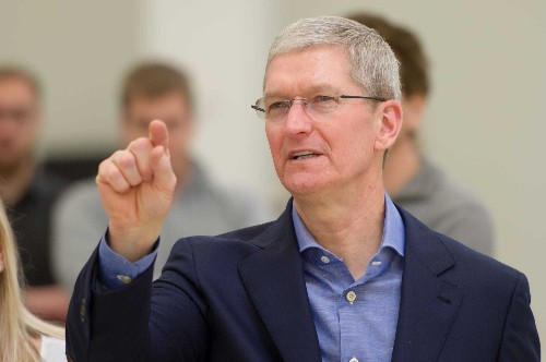 Lawmakers send letter to Tim Cook about Apple removing HKmap.live app - Business Insider