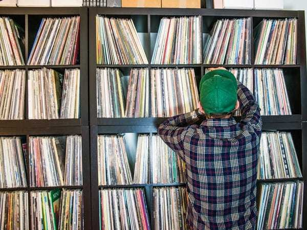 Bootleg records are on the rise with the resurgence of vinyl - Business Insider