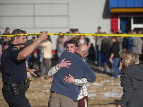 Colorado School Shooter Had Bizarre Notes Written On His Body Outlining Large-Scale Attack