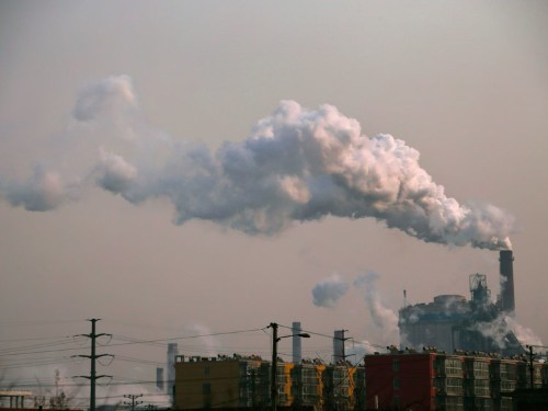 China's top steel producing city is feeling the impact of strict environmental regulations