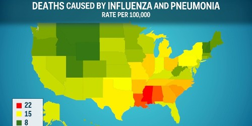 Americans Are More At Risk For These Contagious Diseases Than Ebola