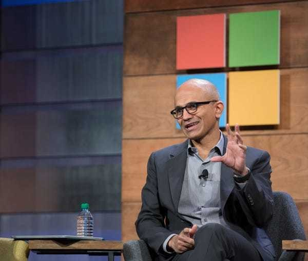 Microsoft wins $927 million contract with Department of Defense - Business Insider