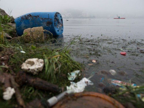 Nearly half of the sewage entering the 2016 Rio Olympics waterways will not be treated during events