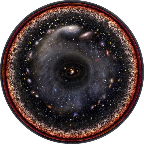 This is what the entire universe looks like in one image