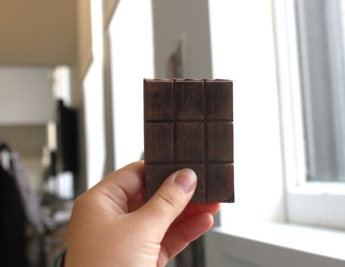 I tried a chocolate bar that replaces sugar with mushrooms — and couldn't tell the difference