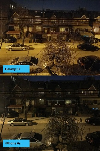 This one key feature makes the Galaxy S7's camera the best we've ever seen on a smartphone