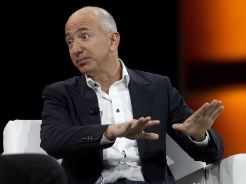 Jeff Bezos Will Walk Out Of A Meeting If You Don't Get To The Point