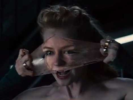 A Woman Pulls Her Face Off In New 'Wolverine' Trailer