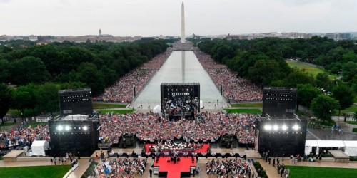 Golf, picnics, and political statements: Here's what US presidents have done on July 4