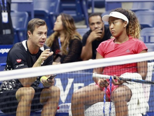 Naomi Osaka split from her coach because she didn't want to sacrifice her own happiness