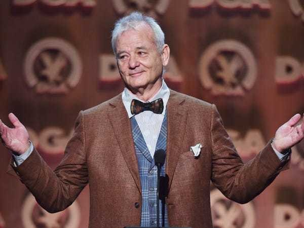7 major movies Bill Murray turned down — or just didn't pick up the phone for - Business Insider