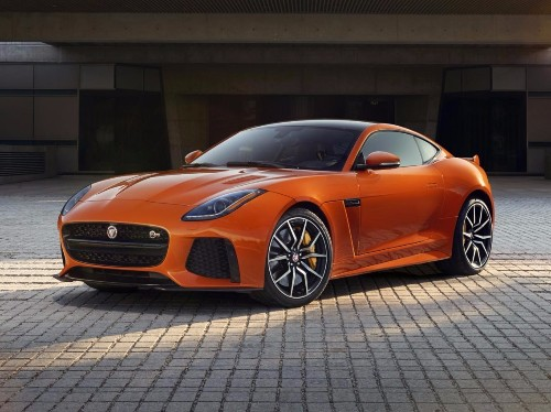 Check the new 200mph Jaguar F-Type — the company's fastest ever production car