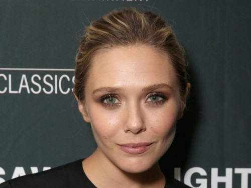Elizabeth Olsen explains why singing badly on purpose for her new movie was 'freeing'