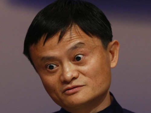 Alibaba shares are at an all-time low — and people are asking questions about fake customers