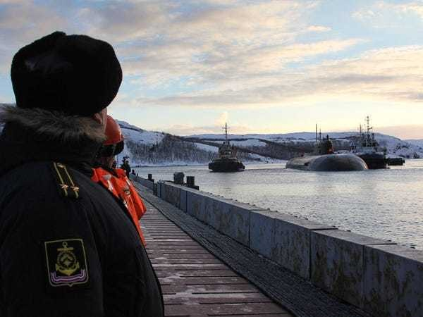 This is why the Russian navy is such a mess - Business Insider
