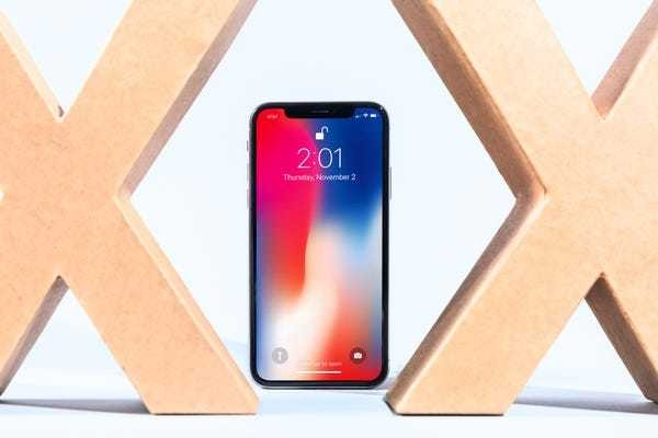 I used the iPhone X for a week, and I'm convinced it's the best smartphone - Business Insider