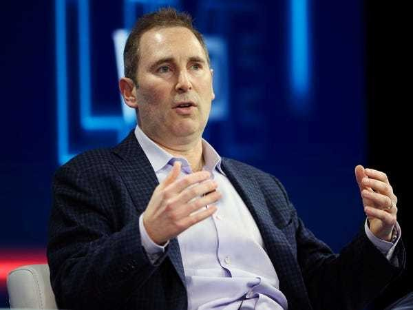 Amazon Web Services's Andy Jassy mocks IBM, Oracle at re:Invent - Business Insider