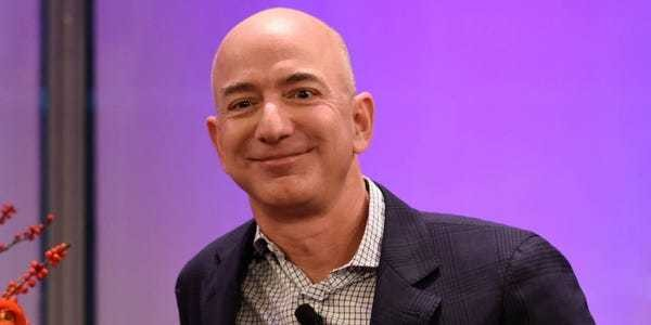 Bezos explains his dreaded one-character emails - Business Insider