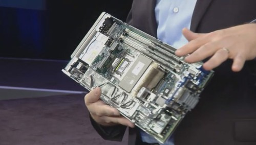 THE MACHINE: HP Unveils Revolutionary Computer That Could Shrink A Data Center To The Size Of A Refrigerator