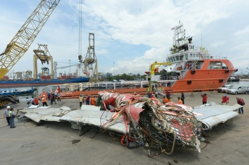 Faulty rudder system major factor in AirAsia crash off Indonesia: probe