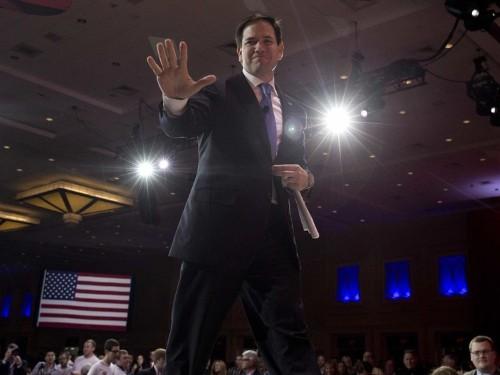AP: Marco Rubio just announced his presidential campaign