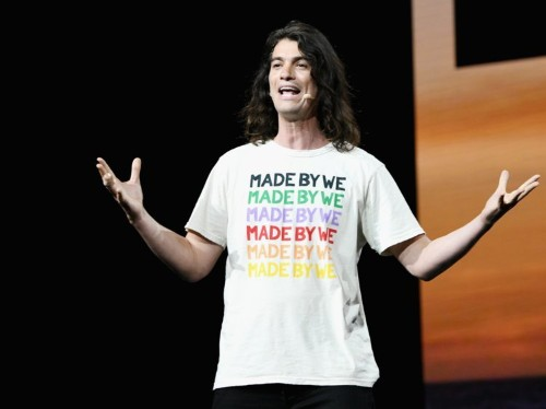 WeWork CEO Adam Neumann invested $13 million into a wave startup