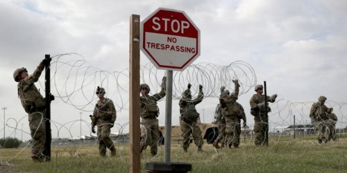 The Pentagon wants to know how a border wall will benefit troops before it gives up any money to build it