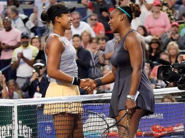 Naomi Osaka calls Serena Williams 'mom,' people have mixed feelings - Business Insider