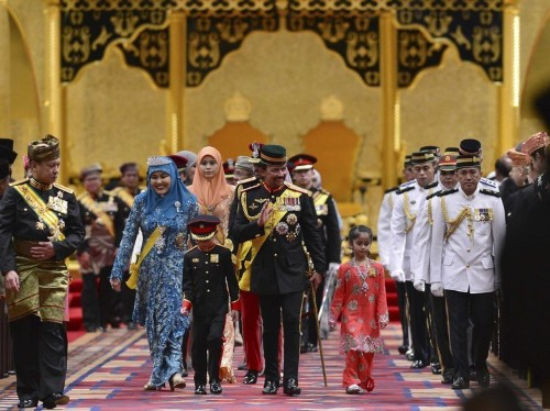 The Sultan Of Brunei Just Imposed A Draconian Set Of Laws — Here's What They Mean
