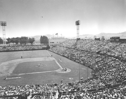 Awesome pictures of sports stadiums that no longer exist