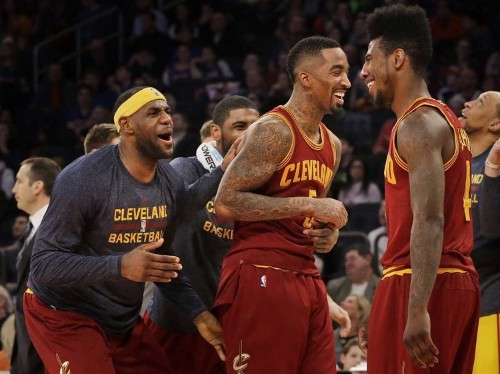 The Cleveland Cavaliers retooled their team on the fly after 40 games, and it saved their season