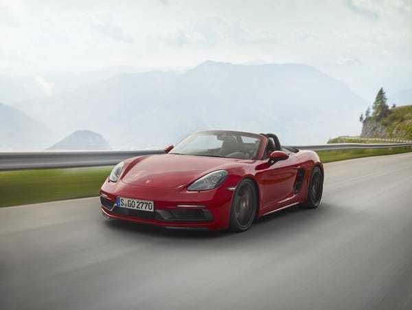 Porsche Boxster GTS review - Business Insider