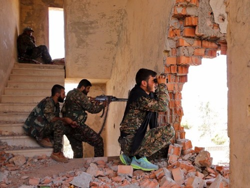 Here's how Kurdish guerrilla forces are using dirty tricks against ISIS