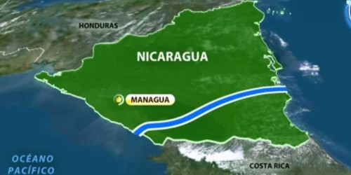 The $40 Billion Chinese Plan To Build A Waterway Across Nicaragua Sounds Ridiculous