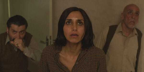 'Under the Shadow' review - Business Insider