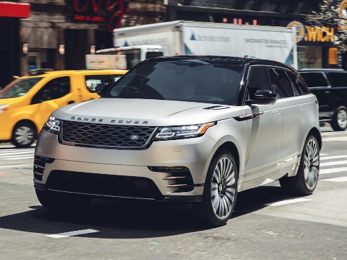 Range Rover Velar is here to take on Audi and Porsche