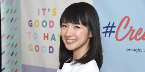 Japanese lifestyle guru Marie Kondo explains how to organize your home once and never again