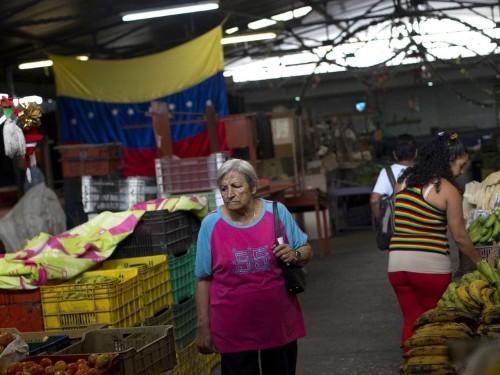 Venezuela's Inflation Rate Is 56%