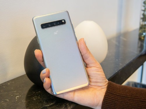 Samsung just gave an early look at its powerful upcoming smartphone, the Galaxy S10 5G