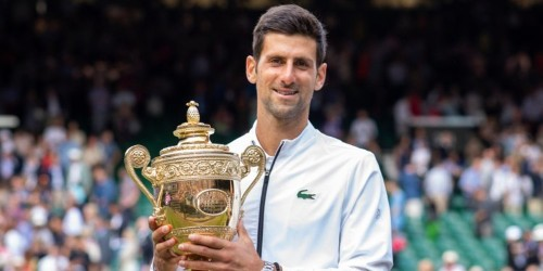 NOVAK DJOKOVIC: How the world's No. 1 tennis player makes and spends his millions